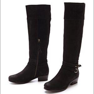 Joie Landslide Knee-high Black Boots
